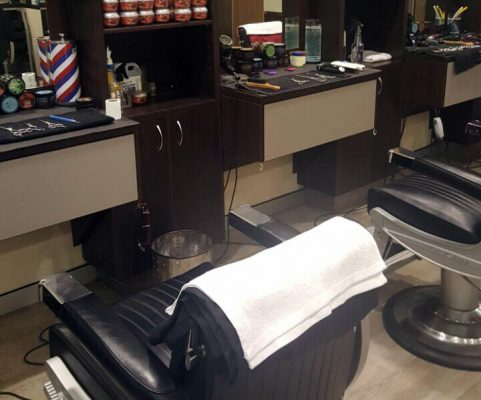 Kamil's Barber Shop Perth CBD • The Best Haircut in Perth • Hairdresser
